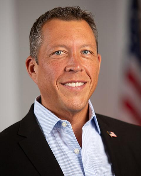 Commissioner George Kruse